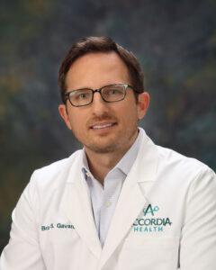 Dr. Brian Gavan, Pediatrician