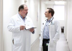 Dr. Finn and Dr. Gavan at Accordia Health Gordon Smith